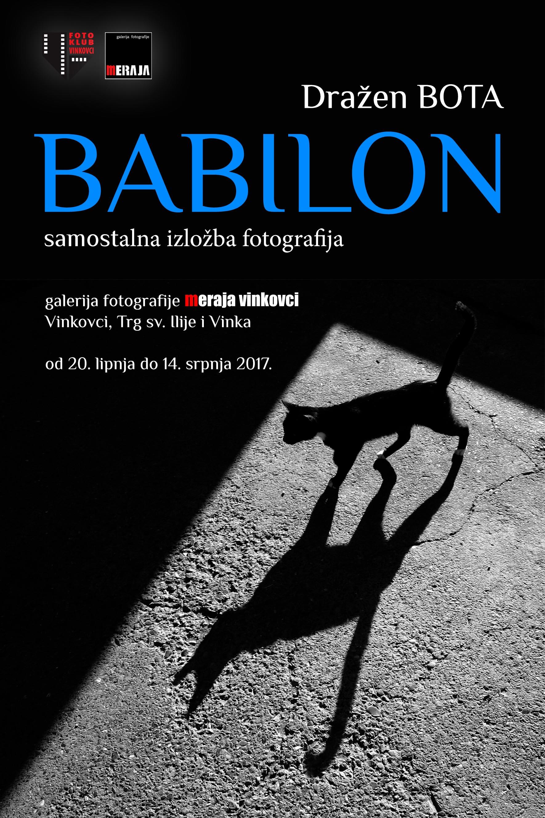 BABILON plakat
